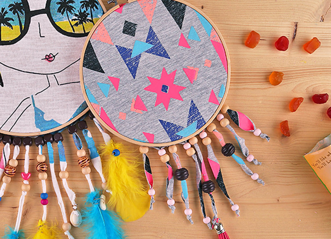 A Dream Catcher  for Earth Day