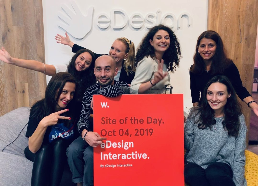 "AWWWARDS ""Site Of The Day"" Party"